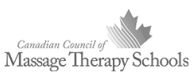 Canadian Council of Massage Therapy Schools