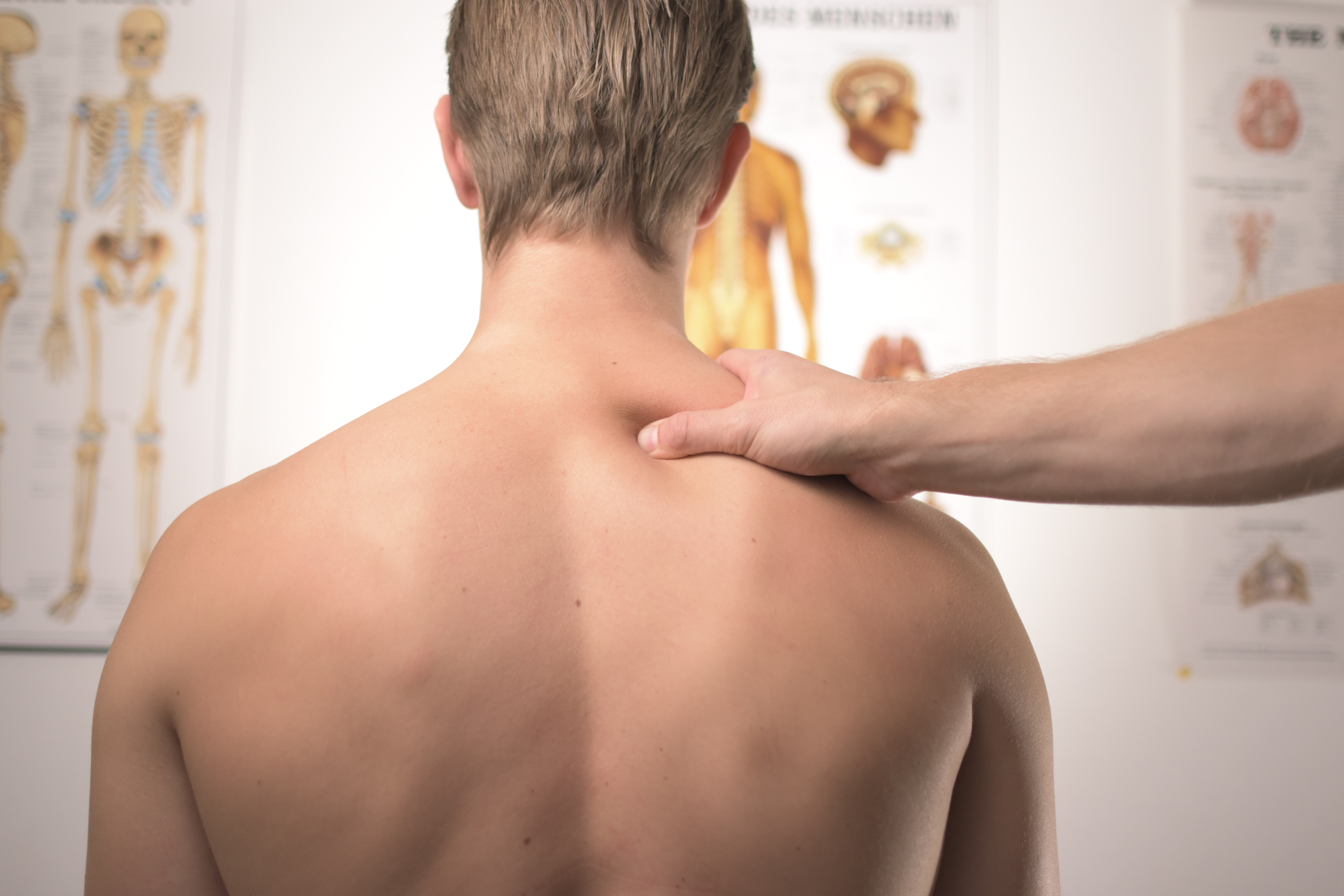 massage therapy for tension