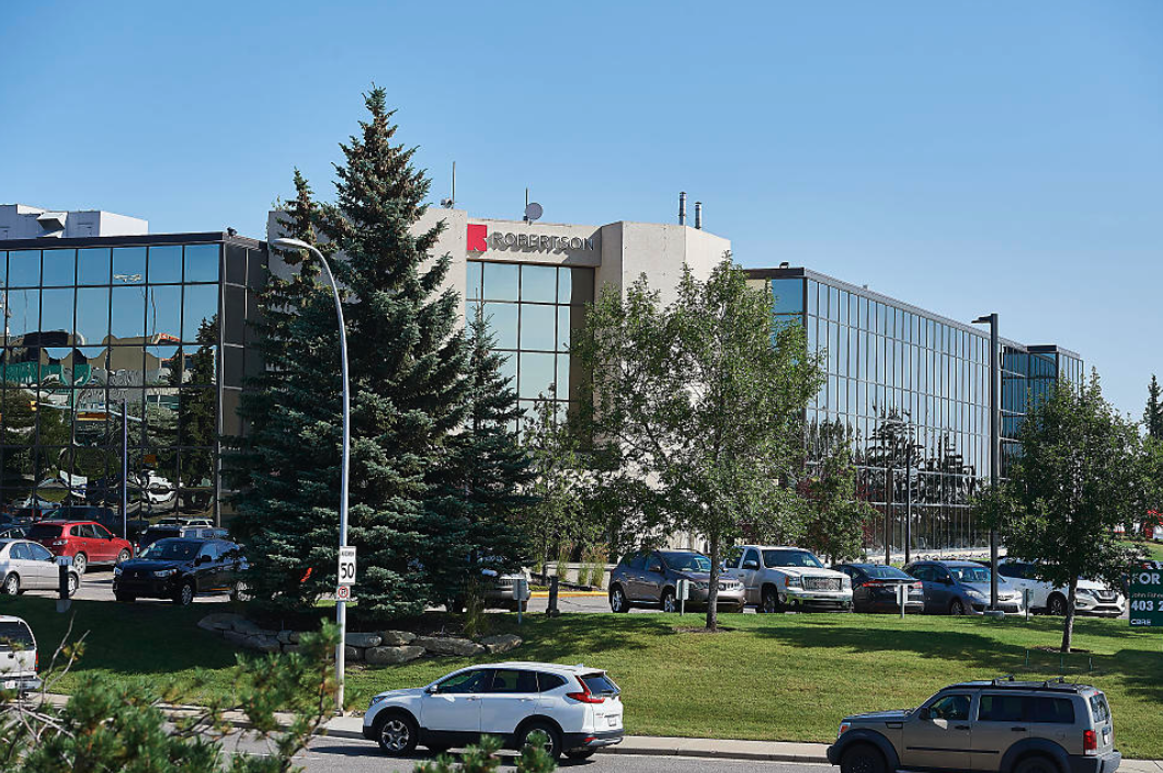 Robertson College Calgary Campus - New 1